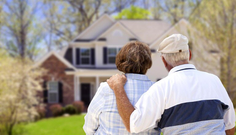 lose your home to a reverse mortgage