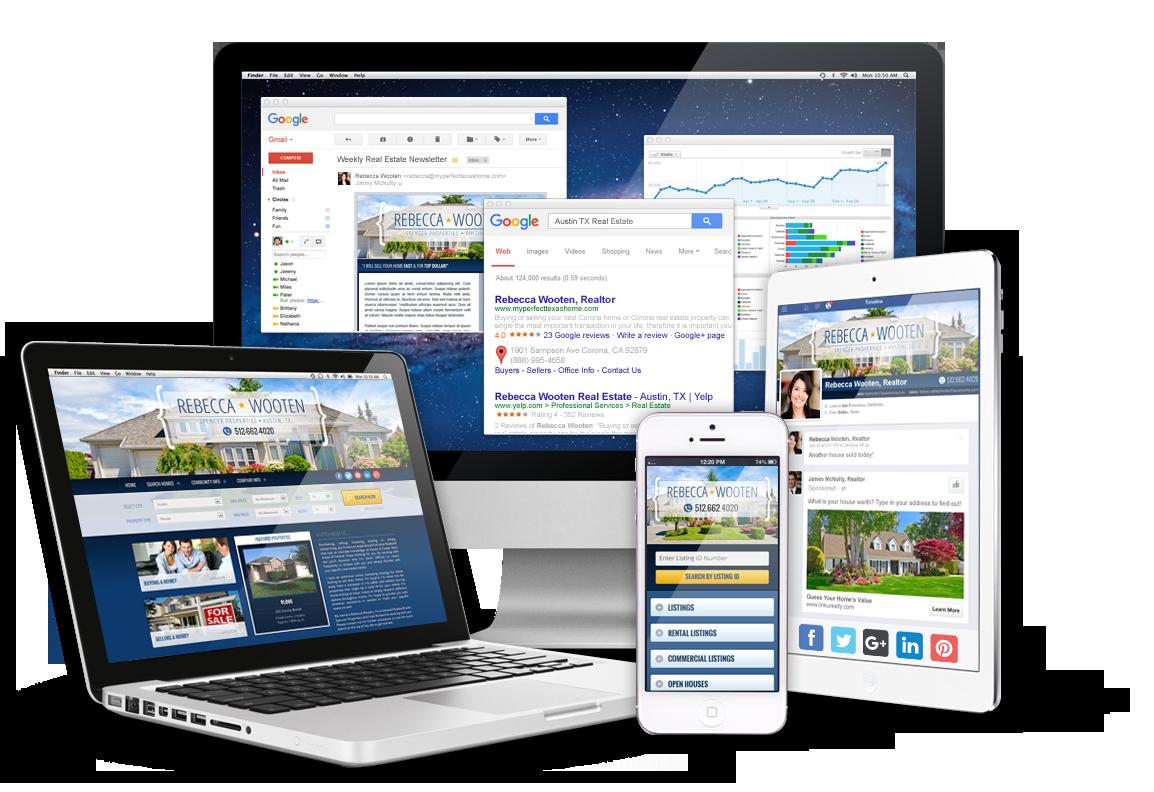 Realtors Own Their Own WordPress Website
